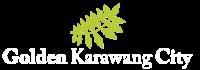 Golden-karawang-city-logo-putih